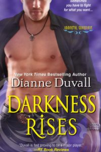 Review Darkness Rises by Dianne Duvall