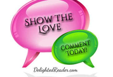 The Comment Challenge + #Giveaway