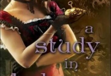 Review: A Study in Darkness by Emma Jane Holloway
