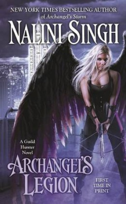 ARC Review: Archangel's Legion by Nalini Singh