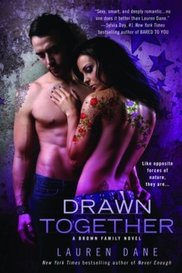 Review: Drawn Together by Lauren Dane