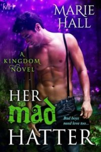 Review Her Mad Hatter by Marie Hall