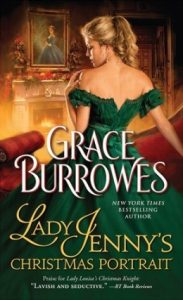 Review Lady Jenny's Christmas Portratit by Grace Burrowes