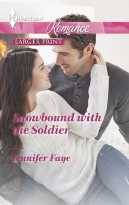 Review: Snowbound With the Soldier by Jennifer Faye