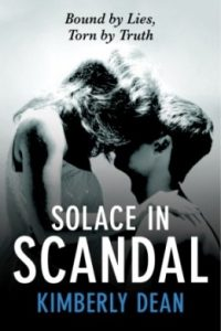 Review Solace In Scandal by Kimberly Dean