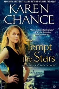 Review Tempt the Stars by Karen Chance