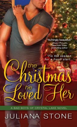 Review: The Christmas He Loved Her by Juliana Stone
