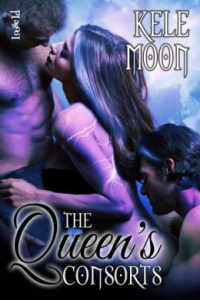 Review The Queen's Consorts by Kele Moon