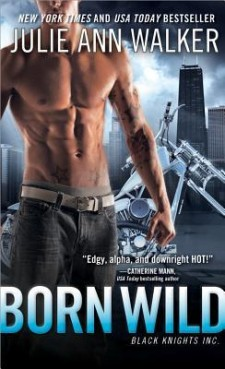 ARC Review: Born Wild by Julie Ann Walker