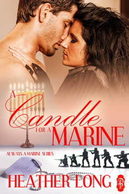 Candle for a Marine by Heather Long