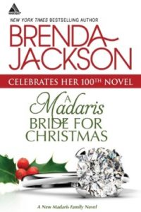Review A Madaris Christmas Bride by Brenda Jackson