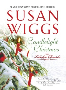 Review Candlelight Christmas by Susan Wiggs