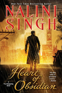 Review Heart of Obsidian by Nalini Singh