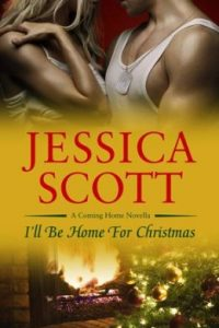 Review I'll Be Home For Christmas by Jessica Scott