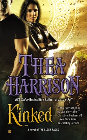 ARC Review: Kinked by Thea Harrison