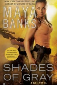 Review Shade of Gray by Maya Banks