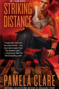 Review Striking Distance by Pamela Clare