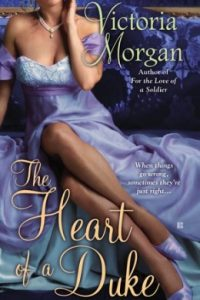 Review The Heart of a Duke by Victoria Morgan