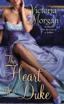 Review: The Heart of a Duke by Victoria Morgan