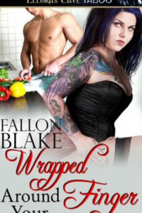 Review Wrapped Around Your Finger by Fallon Blake