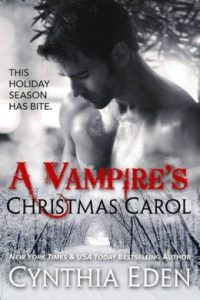Review A Vampire's Christmas Carol by Cynthia Eden