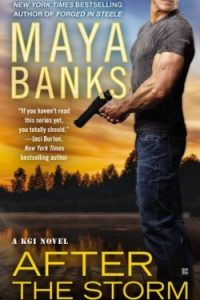 Review After the Storm by Maya Banks