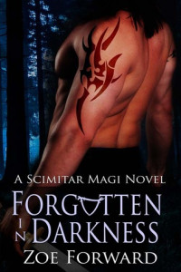 Review Forgotten in Darkness by Zoe Forward