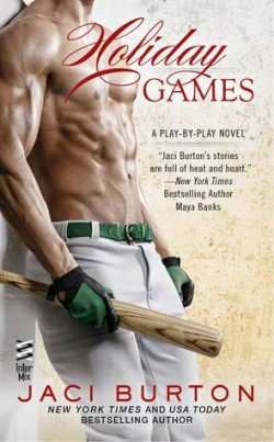 Afternoon Delight: Holiday Games by Jaci Burton