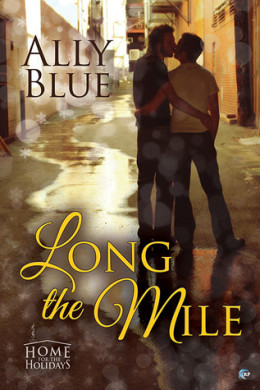 ARC Review: Long the Mile by Ally Blue