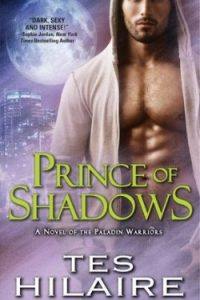 Review Prince of Shadows by Tes Hilaire