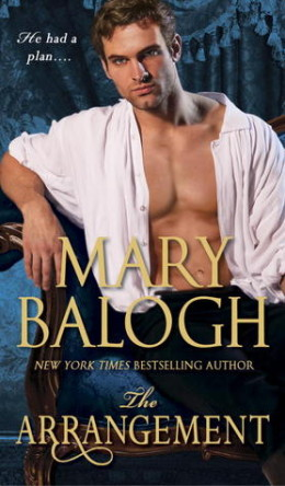 Review: The Arrangement by Mary Balogh