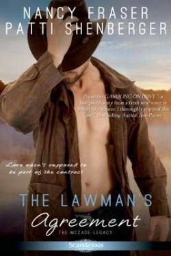Review: The Lawman's Agreement by Nancy Fraser and Patti Shenberger