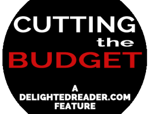 Cutting the Budget: Week 36 – New budget…No new books :(