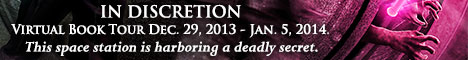 In Discretion Tour Banner