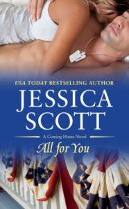 Review All For You by Jessica Scott