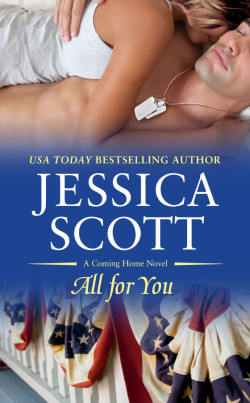 ARC Review: All For You by Jessica Scott