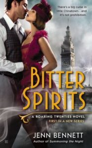 Review Bitter Spirits by Jenn Bennett