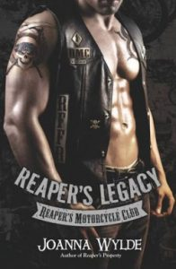 Review Reaper's Legacy by Joanne Wylde