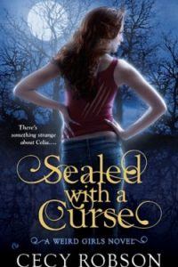 Review Sealed With a Curse by Cecy Robson