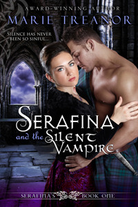 Review Serafina and the Silent Vampire by Marie Treanor
