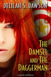 Review The Damsel and the Daggerman by Deliah S. Dawson