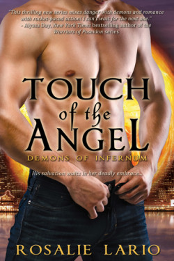 Review: Touch of the Angel by Rosalie Lario