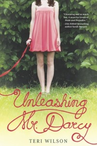 Review Unleashing Mr. Darcy by Teri Wilson