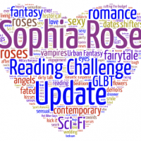 Sophia's Reading Challenge Update for June