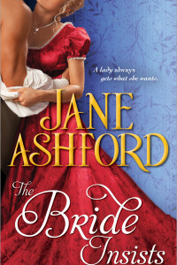Review The Bride Insists by Jane Ashford