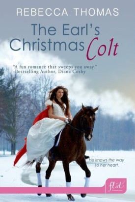 Review: The Earl's Christmas Colt by Rebecca Thomas