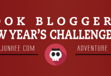 Book Blogger New Year's Challenge – Day 4