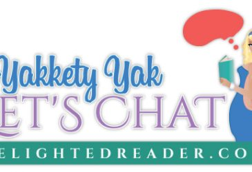 Yakkety Yak Let's Chat – Spring Cleaning Book Tag