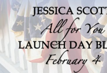 Interview with Jessica Scott, author of All of You