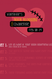 Valentine's Mini Challenge Day 1